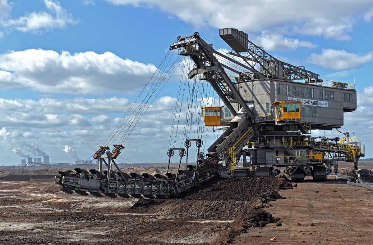 燃煤電廠照片