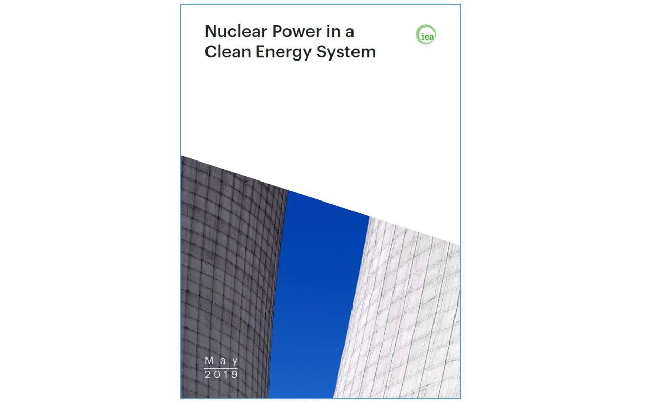 IEA發布「潔淨能源系統中的核電」報告